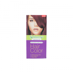 Hair Color Cream (Wine Red)
