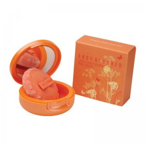 Easy Lovely Ruddy Blusher (Pure Orange)