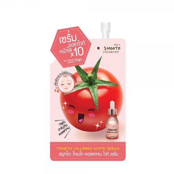 Tomato Collagen White Serum (10g)