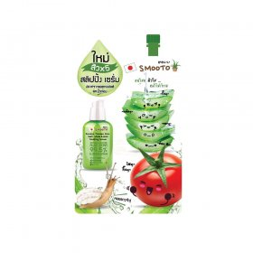 Tomato Aloe Snail White & Acne Sleep Serum (10ml)
