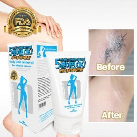 Body Hair Remover 10 Minutes (100ml)