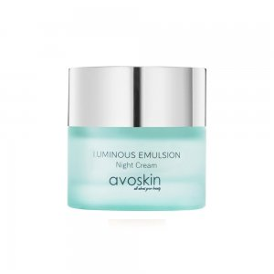 Luminous Emulsion Night Cream (10gr)