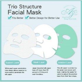 Algae Chamomile Clear Mask Pack (3pcs)