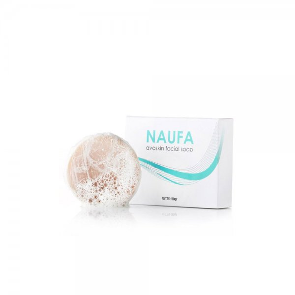 Naufa Pure Olive Oil Bar Soap (50gr)