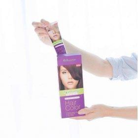 Hair Color Cream Natural Black
