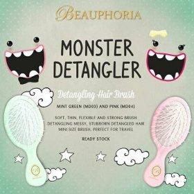 Monster Detangler (pink)
