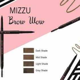 Mizzu Brow Wow Dark Shade 0.1
