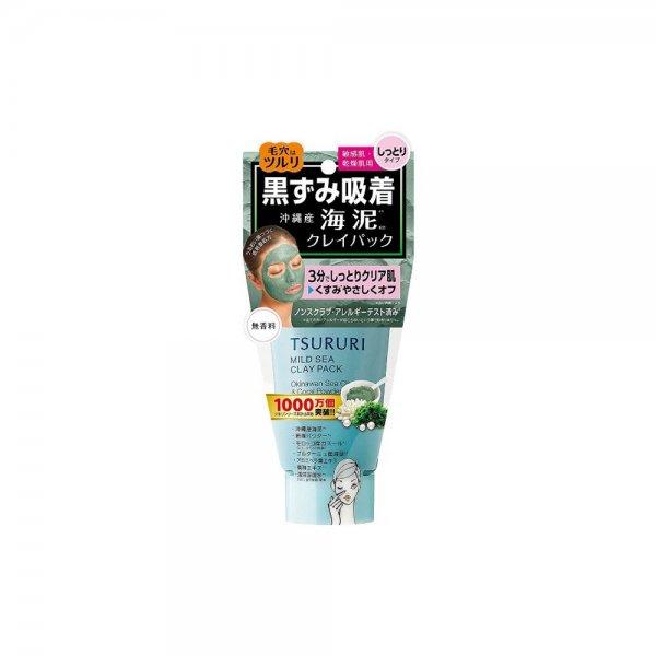 Tsururi Mild Sea Clay Mask (150g)