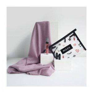 Mizzu x Vanilla Hijab Set (Etenia - Light Purple)