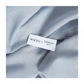 Mizzu x Vanilla Hijab Set (Adrina - Light Blue)