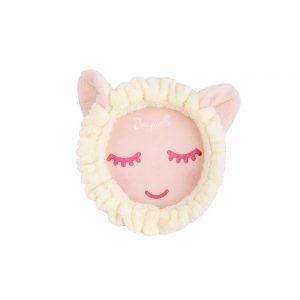 Kitten Hairband - Cream