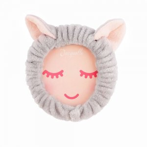 Kitten Hairband - Gray