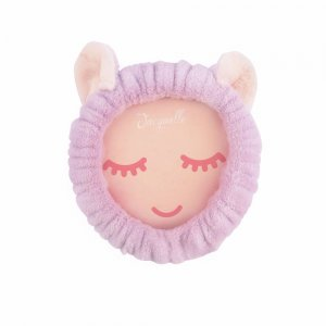 Kitten Hairband - Purple