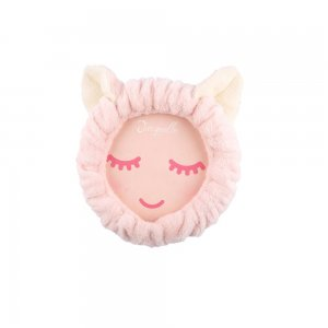Kitten Hairband - Soft Pink