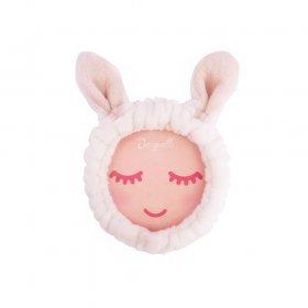 Bunny Hairband - White