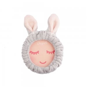 Bunny Hairband - Gray