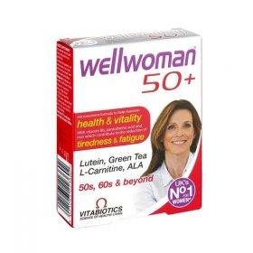 Wellwomen 50+ (30 Tabs)