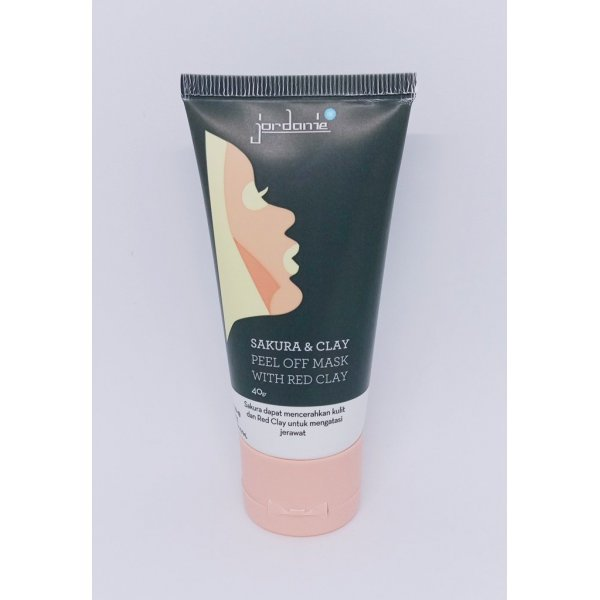 Peel Off Mask Tube - Sakura (40gr)