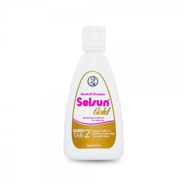 Gold Shampoo (120ml)