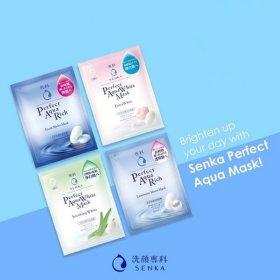Perfect Aqua White Mask (Extra White)