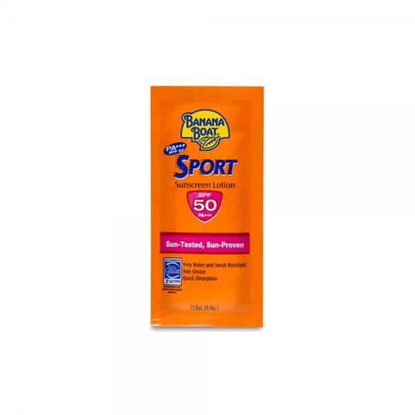 Sport Suncreen Lotion SPF50 PA+++ (11.8ml)
