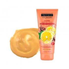 Clearing Sweet Tea & Lemon Peel-Off Clay Mask (175ml)