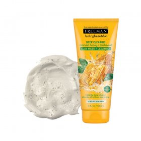 Deep Clearing Manuka Honey & Tea Tree Oil Clay Mask and Cleanser (175ml)