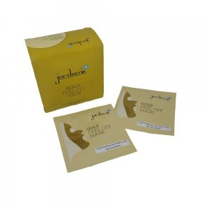Peel Off Mask Box Gold (20pcs)