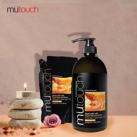 Goat's Milk Shower Cream - Royal Jelly & Honey (1000ml)
