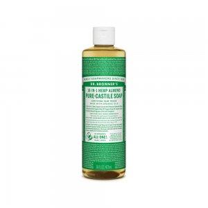 Pure Castile Liquid Soap Almond (473ml)