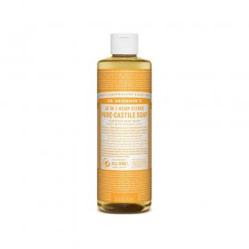 Pure Castile Liquid Soap Citrus (473ml)