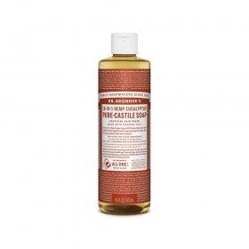 Pure Castile Liquid Soap Eucalyptus (473ml)