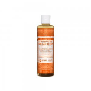 Pure Castile Liquid Soap Tea Tree (237ml)