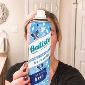 Light & Breezy Fresh Dry Shampoo (200 ml)