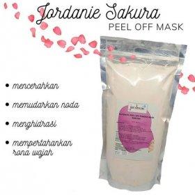 Peel Off Mask Powder - Sakura (500gr)