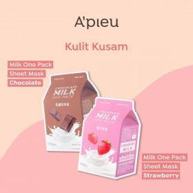 Strawberry Milk One Pack Sheet Mask (21gr)