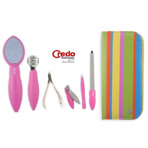 Credo Solingen Pedi Set 7 Pices