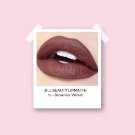 Beauty Lip Matte (10 Brownies Valvet)