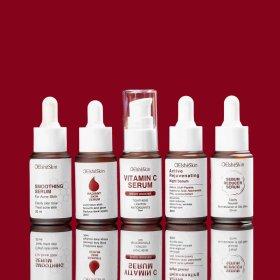 Smoothing Serum For Acne Skin
