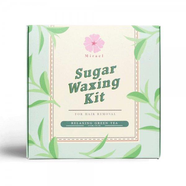 Waxing Kit - Green Tea Sugar