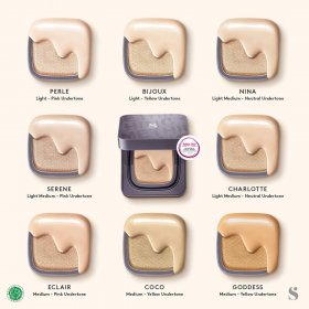 Copy Paste Breathable Mesh Cushion SPF 33 PA++ - Eclair