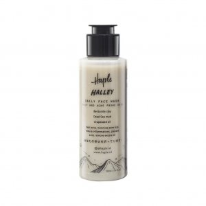 Halley Face Wash - For Oily & Acne Prone Skin (100ml)