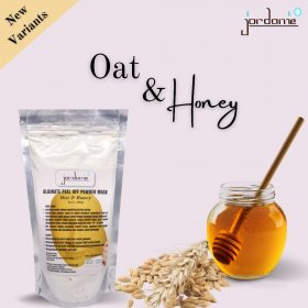 Peel Off Mask Powder - Oat & Honey (500g)