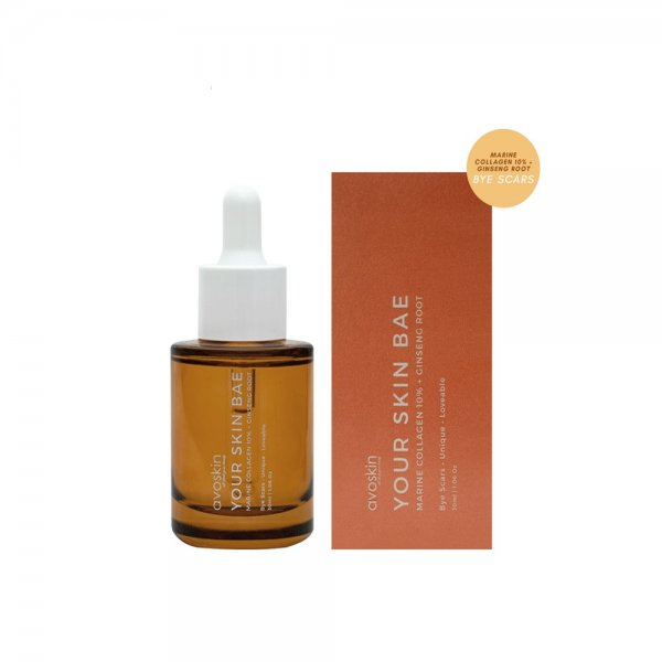 Your Skin Bae - Marine Collagen 10% + Ginseng Root (30ml)