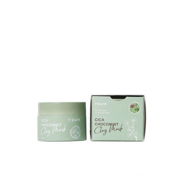 Cica Series - Clay Mask Centella Asiatica Chocomint (50gr)