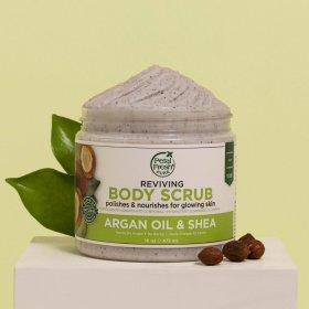 Reviving Body Scrub Argan Oil & Shea (473ml)