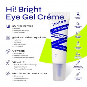 Hi Bright - Eyecream (15g)