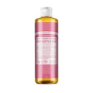 Pure Castile Liquid Soap Cherry Blossom (473ml)