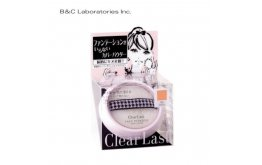 B&C - Clear Last - Face Powder High Cover (Matte Ochre) SPF 23 PA++