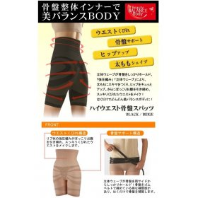 High Waist slimming - Black